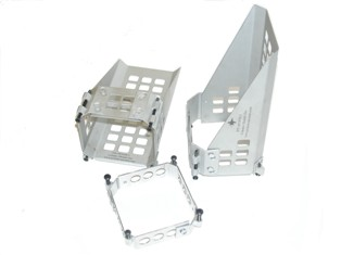 ARINC 408A <br>Square & Rectangular Clamps